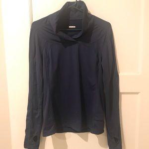 Lululemon Shawl Collar Long Sleeve Shirt